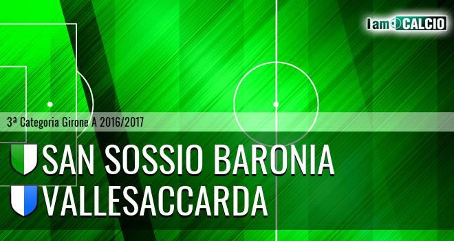 San Sossio Baronia - Vallesaccarda