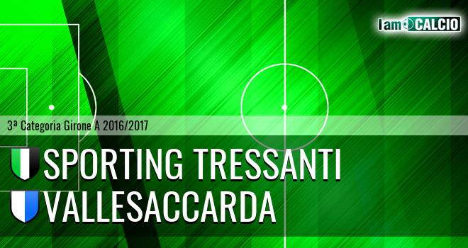 Sporting Tressanti - Vallesaccarda