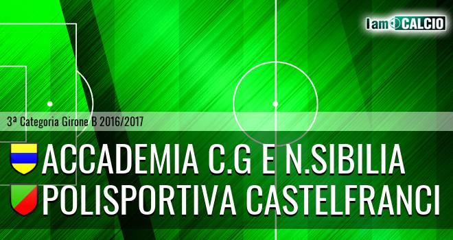 Accademia C.G e N.Sibilia - Polisportiva Castelfranci