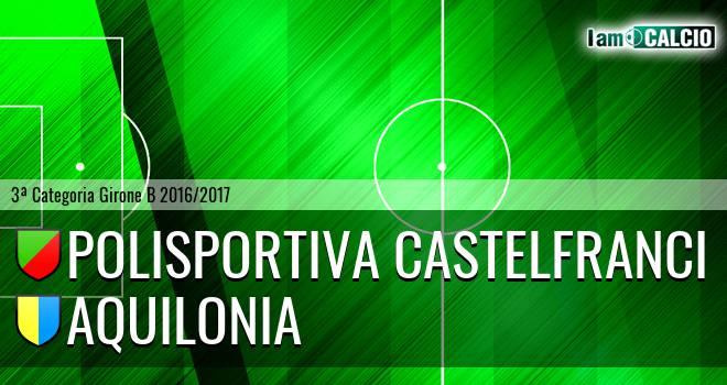 Polisportiva Castelfranci - Aquilonia