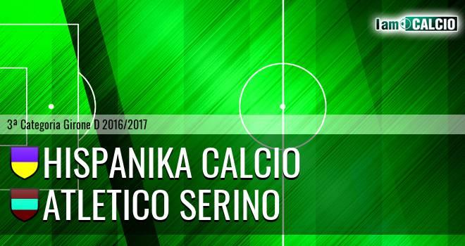 Hispanika Calcio - Atletico Serino