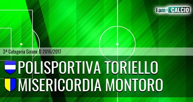 Polisportiva Toriello - Misericordia Montoro