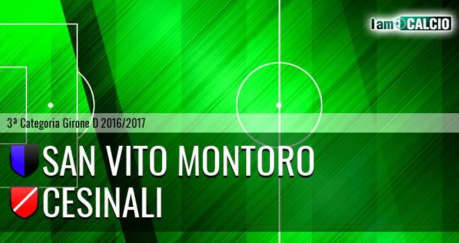 San Vito Montoro - Cesinali