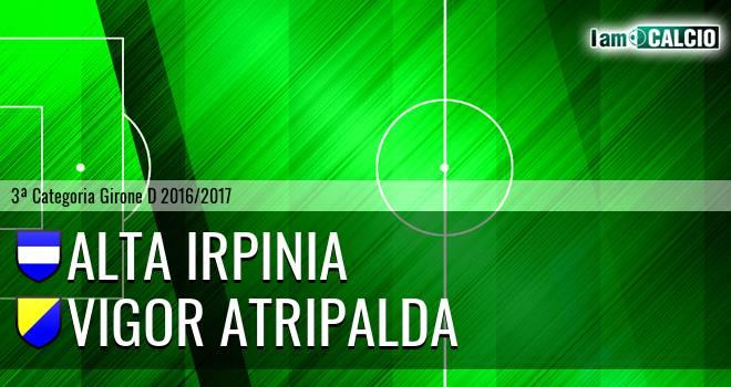 Alta Irpinia - Vigor Atripalda