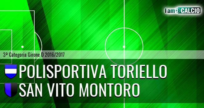 Polisportiva Toriello - San Vito Montoro