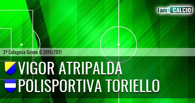 Vigor Atripalda - Polisportiva Toriello