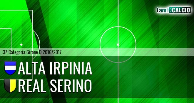 Alta Irpinia - Real Serino