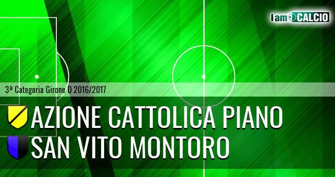 Azione Cattolica Piano - San Vito Montoro