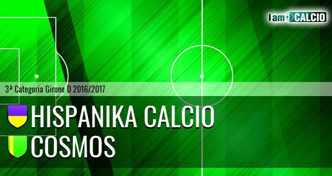 Hispanika Calcio - Cosmos