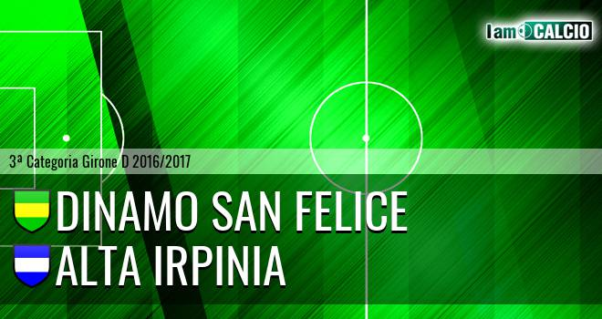 Dinamo San Felice - Alta Irpinia