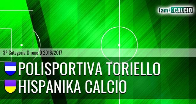 Polisportiva Toriello - Hispanika Calcio
