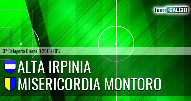 Alta Irpinia - Misericordia Montoro