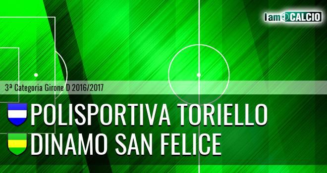 Polisportiva Toriello - Dinamo San Felice