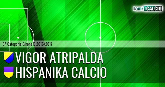 Vigor Atripalda - Hispanika Calcio