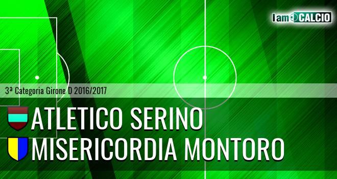 Atletico Serino - Misericordia Montoro