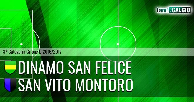 Dinamo San Felice - San Vito Montoro