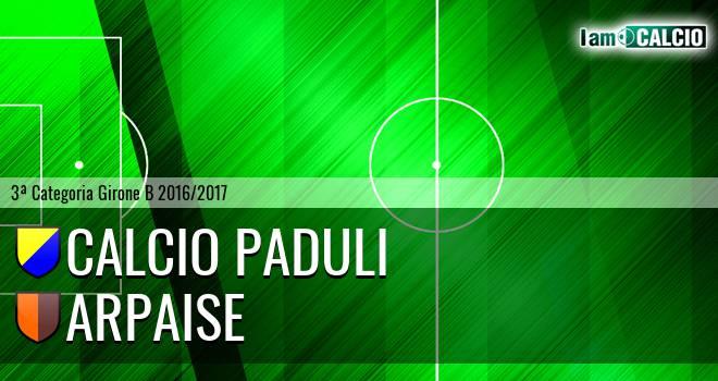 Calcio Paduli - Arpaise