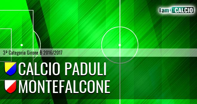 Calcio Paduli - Montefalcone
