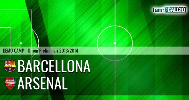 Barcellona - Arsenal