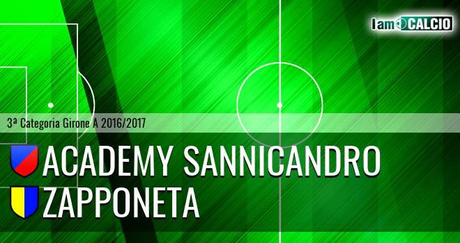 Academy Sannicandro - Zapponeta