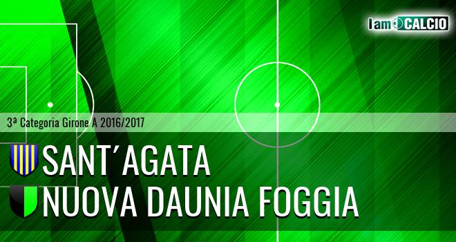 Sant´Agata - Nuova Daunia Foggia