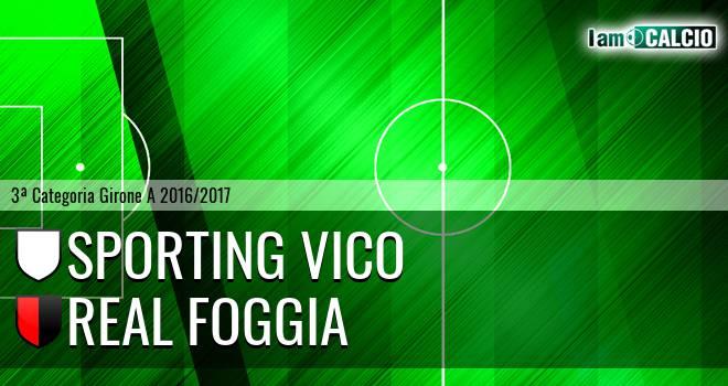 Sporting Vico - Real Foggia
