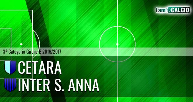 Cetara - Inter S. Anna