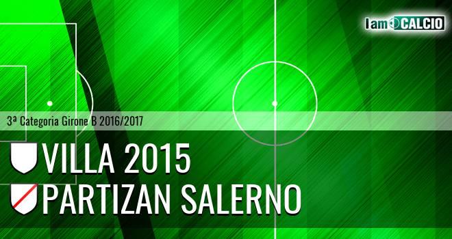 Villa 2015 - Partizan Salerno