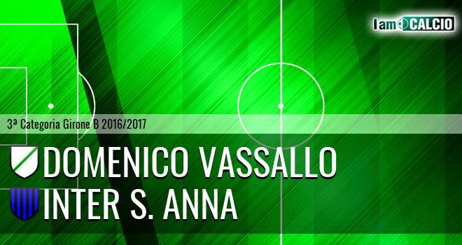 San Cipriano picentino - Inter S. Anna