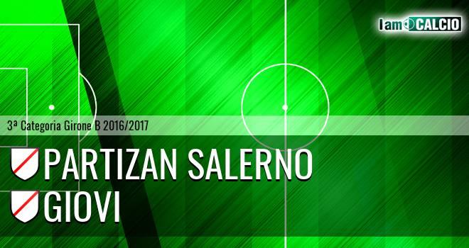 Partizan Salerno - Giovi Calcio Rufoli