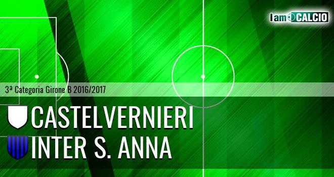 Castelvernieri - Inter S. Anna