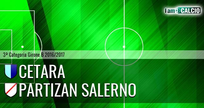 Cetara - Partizan Salerno