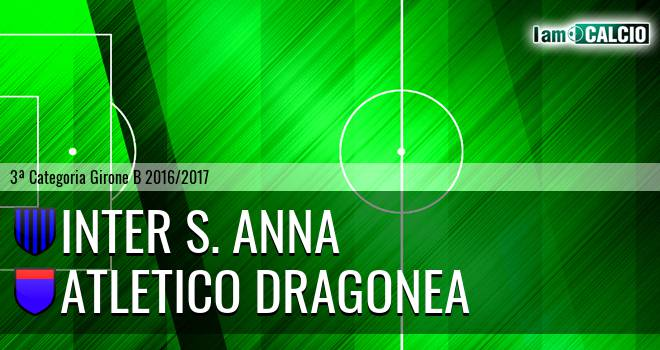 Inter S. Anna - Atletico Dragonea