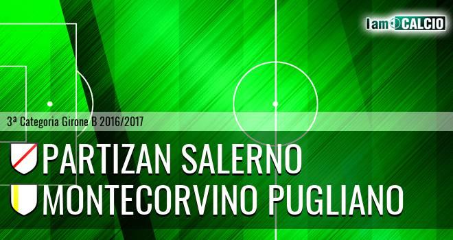 Partizan Salerno - Montecorvino Pugliano