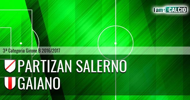 Partizan Salerno - Gaiano