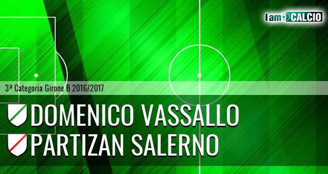San Cipriano picentino - Partizan Salerno