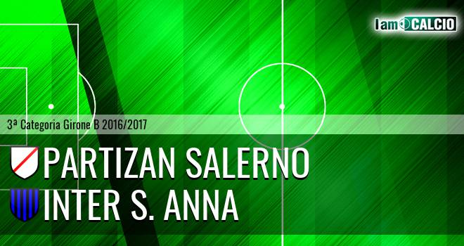 Partizan Salerno - Inter S. Anna