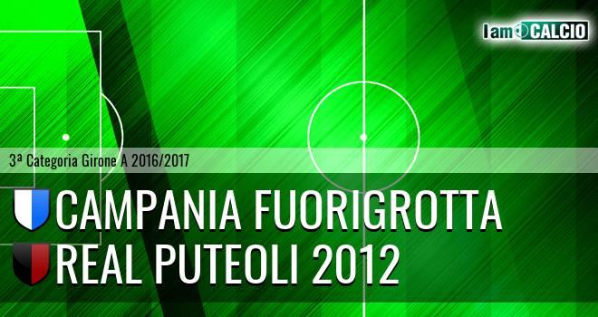 Campania Fuorigrotta - Real Puteoli 2012