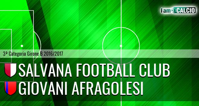 Salvana Football Club - Giovani Afragolesi