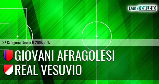 Giovani Afragolesi - Real Vesuvio