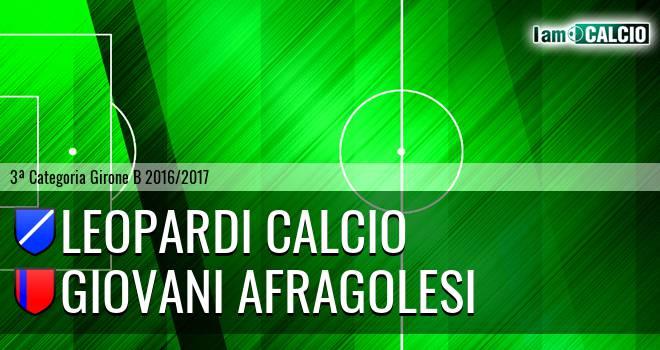 Leopardi Calcio - Giovani Afragolesi
