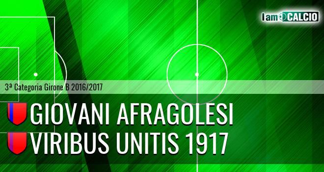 Giovani Afragolesi - Viribus Unitis 1917