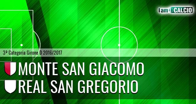 Monte San Giacomo - Real San Gregorio