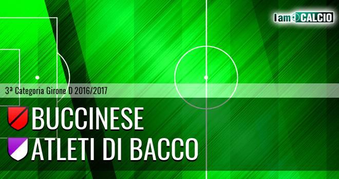 Buccinese - Atleti di Bacco