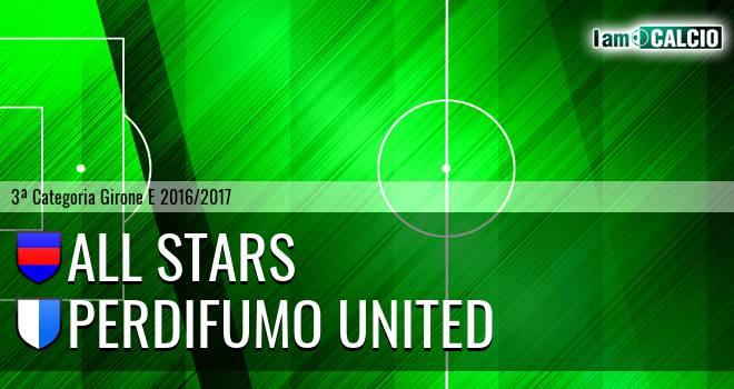 All Stars - Perdifumo United