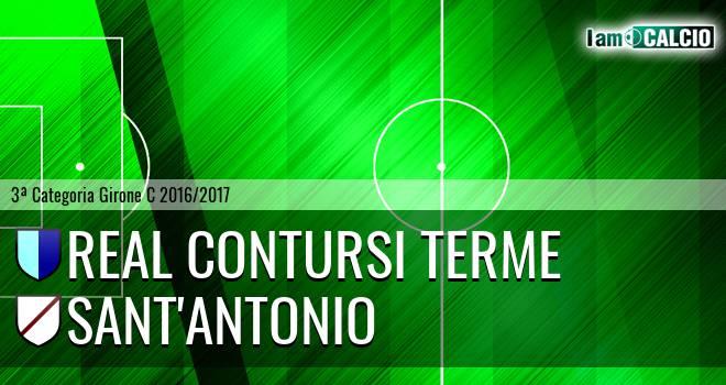 Real Contursi Terme - Sant'Antonio