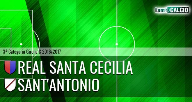 Real Santa Cecilia - Sant'Antonio