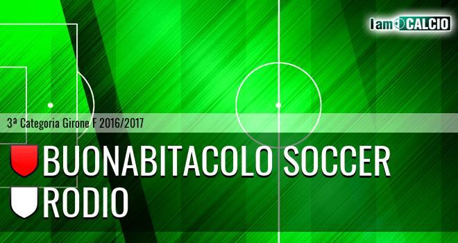 Buonabitacolo Soccer - Rodio