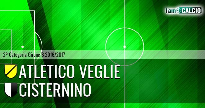 Atletico Veglie - Cisternino