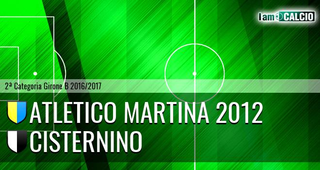 Atletico Martina 2012 - Cisternino